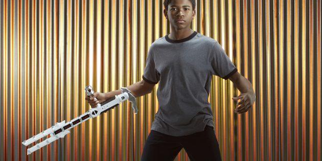 Световой меч Riot Baton Star Wars