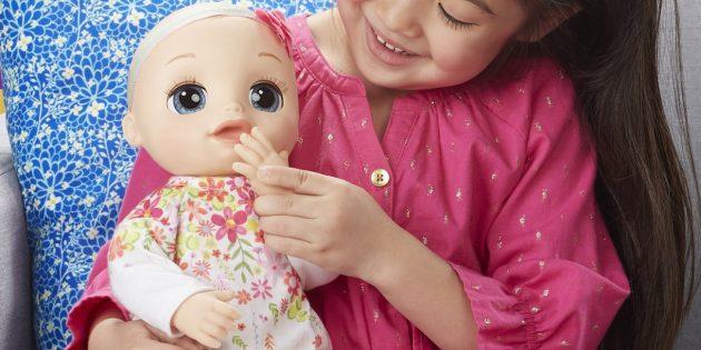Кукла «Моя любимая малютка»