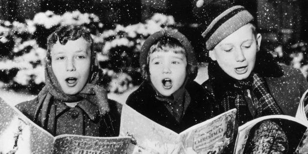 Рождественские традиции: праздничные песни
