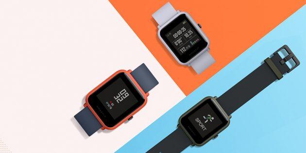 Вещи Xiaomi 2018года: Xiaomi Amazfit Bip