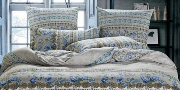 Новогодняя распродажа в Tmall: Комплект постельного белья SAILID