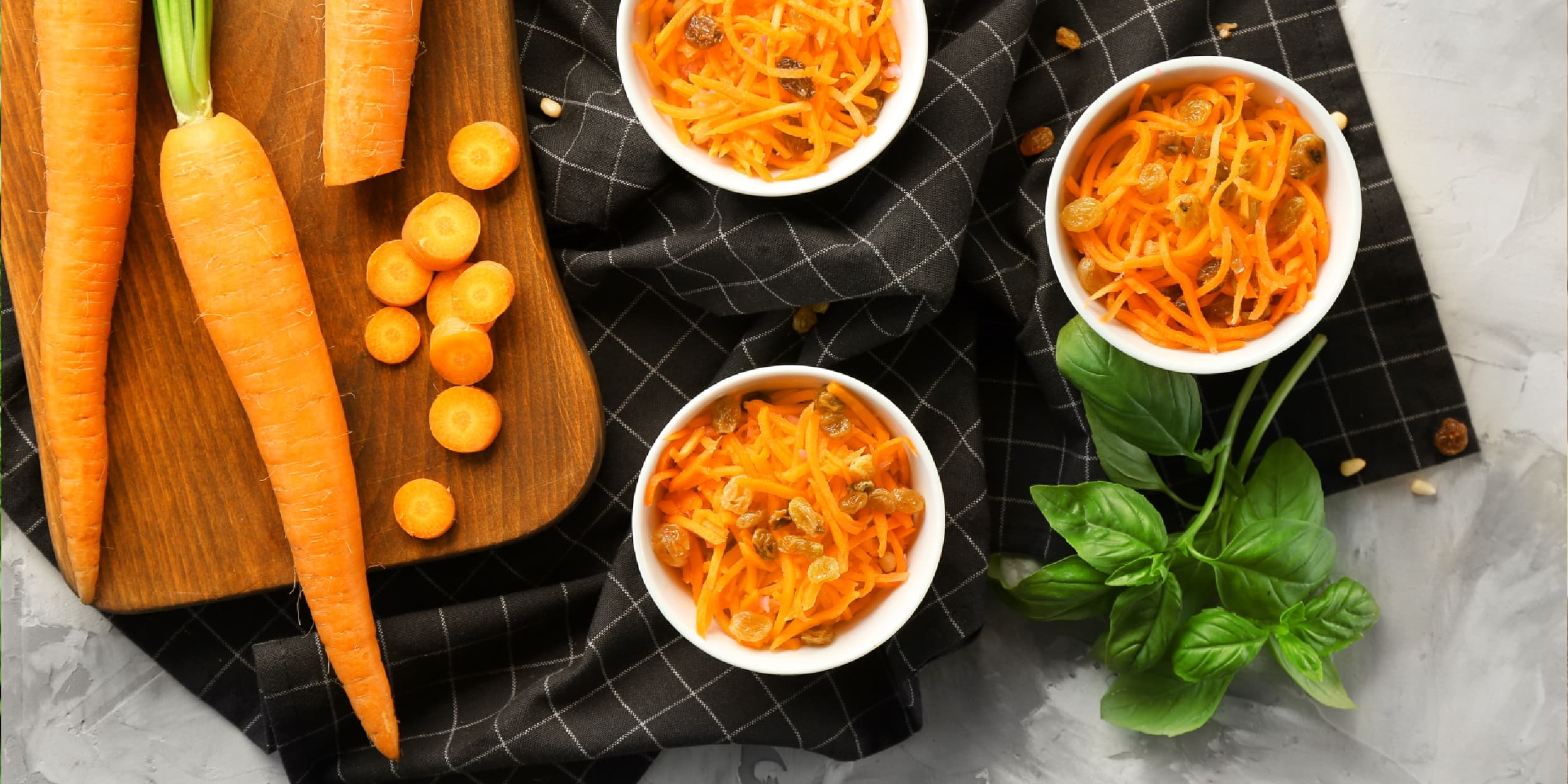 салат з моркви і яблук