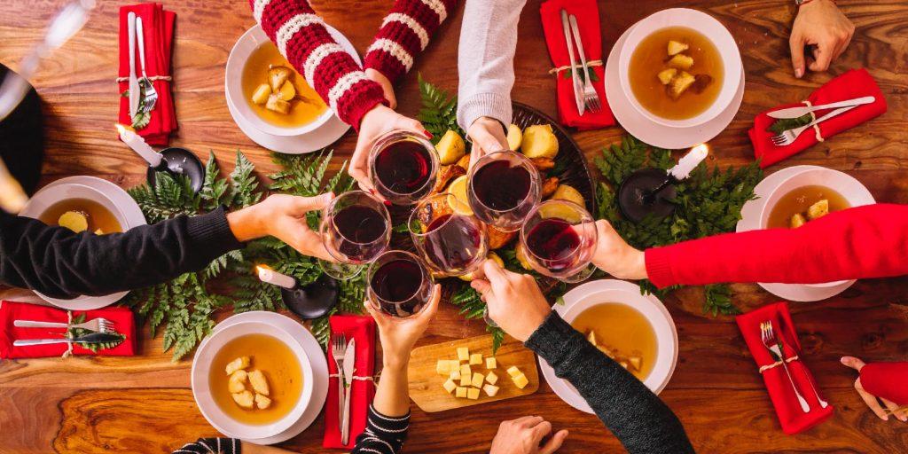 Что можно готовить на новый год