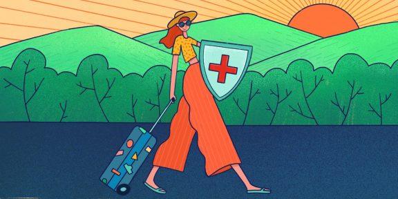 8 случаев, когда вам пригодится туристическая страховка