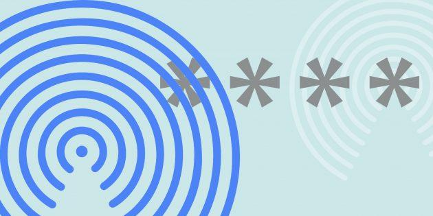 Как поделиться паролем через AirDrop на iPhone, iPad или Mac