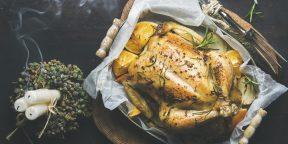 Как приготовить курицу в духовке: 15 лучших рецептов