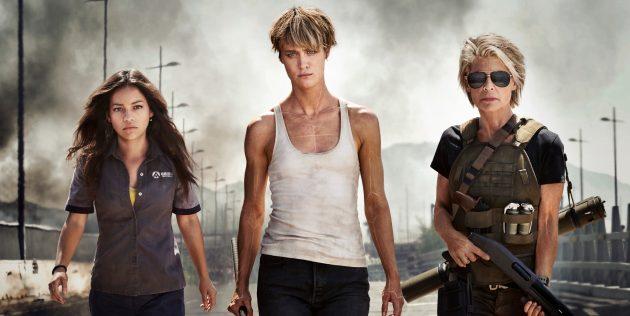 Самые ожидаемые фильмы 2019года: Терминатор: перезагрузка
