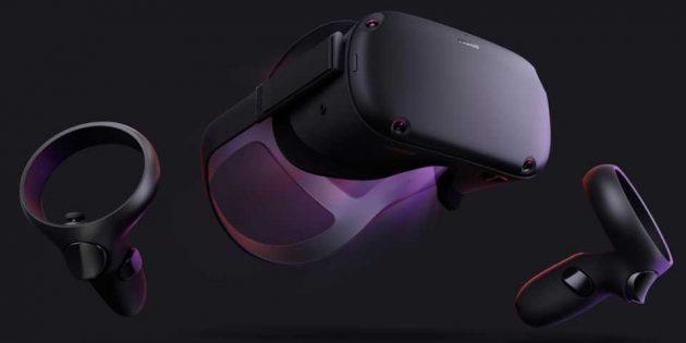 гаджеты в подарок: Oculus Quest