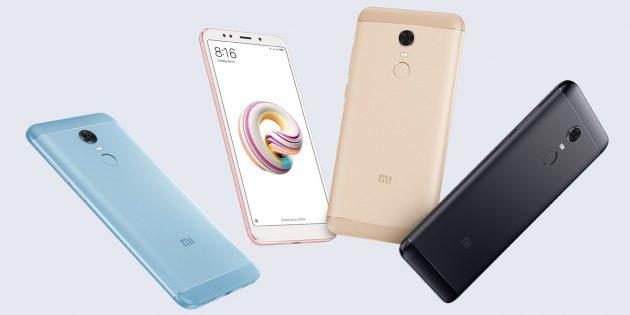 Популярные товары 2018года: смартфоны Xiaomi