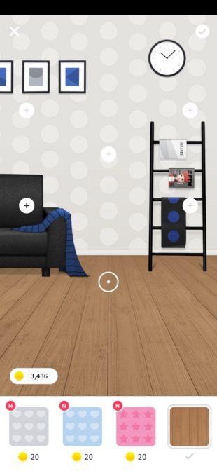 Zepeto: комната