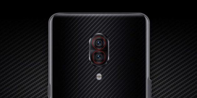 Lenovo Z5Pro Snapdragon 855Edition: сканер отпечатков