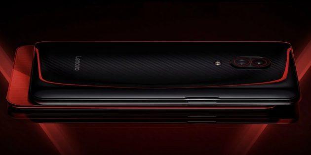 Lenovo Z5Pro Snapdragon 855Edition: смартфон на базеAndroid 9.0Pie