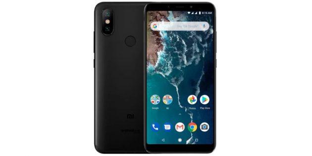 Какой смартфон купить в 2019году: Xiaomi Mi A2