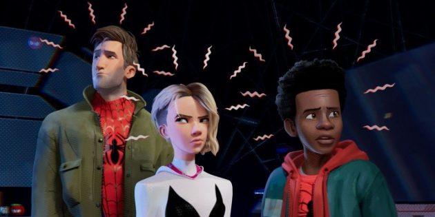 «Человек-паук: через вселенные»: Оживший комикс