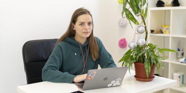 Люди Лайфхакера: Настя Сукманова, редактор и автор