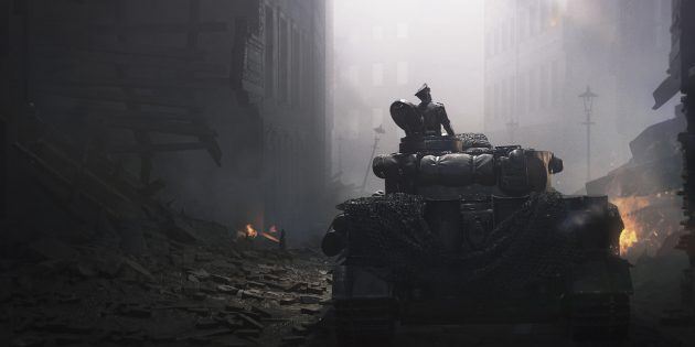 Сюжетная кампания Battlefield V в гифках