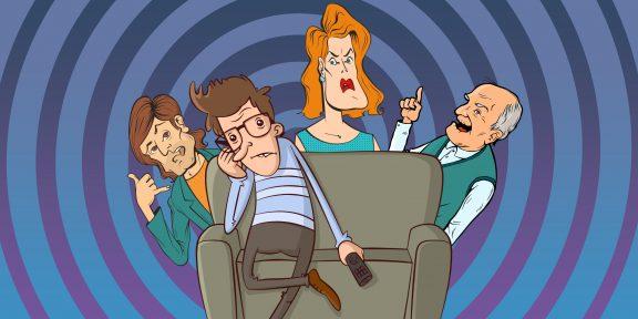 Подкаст Лайфхакера: как общаться с родственниками, если они вам не нравятся