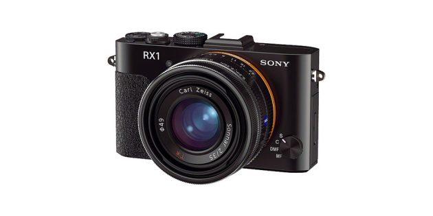 Фотоаппарат Sony DSC-RX1