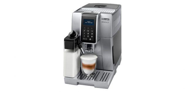 Кофемашина De'Longhi Dinamica ECAM 350.75S