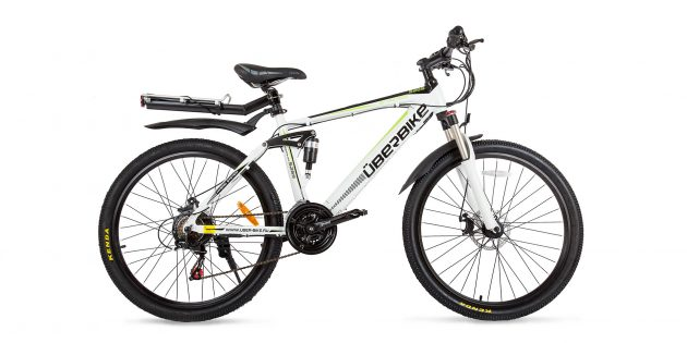 Велогибрид Uberbike S26