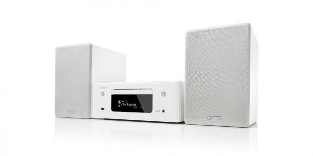 Домашняя аудиосистема Denon CEOL N10