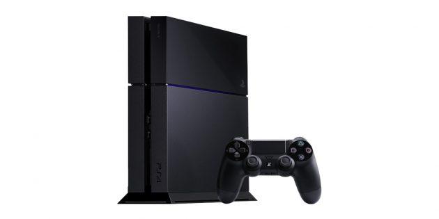 Игровая приставка Sony Playstation 4Pro