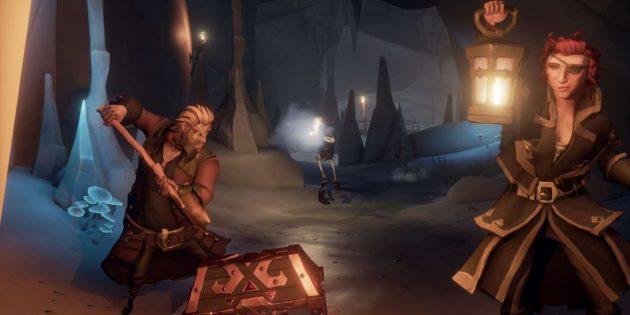 Крутые игры для Xbox One: Sea of Thieves