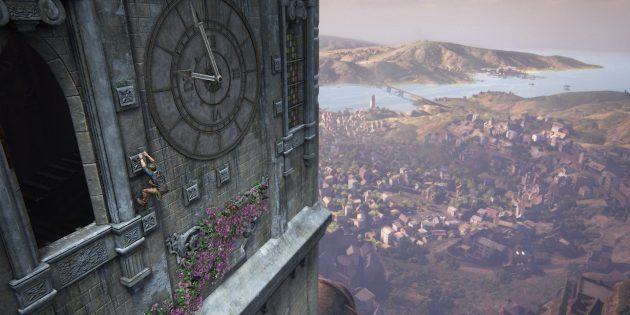 Захватывающие игры для PlayStation 4: Uncharted 4