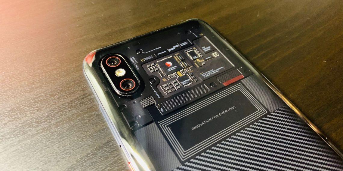 Обзор Mi 8 Pro — флагмана от Xiaomi