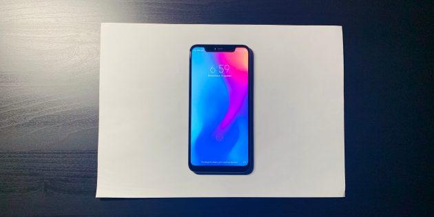 Xiaomi Mi 8 Pro: Дисплей