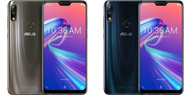 Новинки от Asus: ZenFone Max Pro (M2)