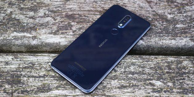 Альтернативы «Яндекс.Телефону»: Nokia 7.1