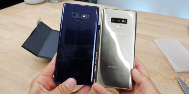 Оригинальный смартфон: Сравните внешний вид