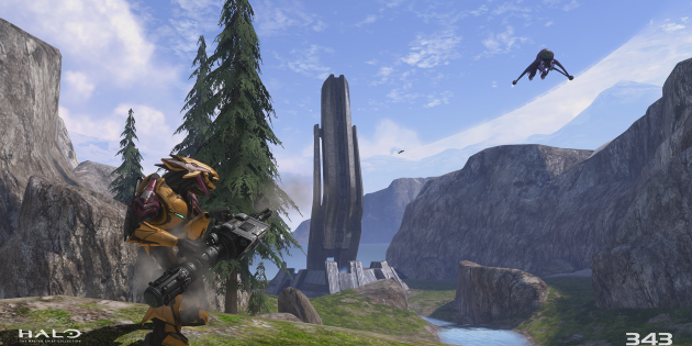 Крутые игры для Xbox One: Halo