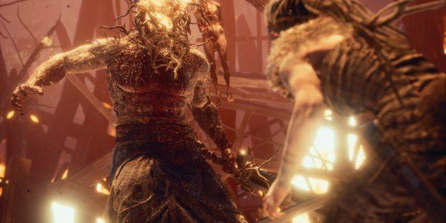 Захватывающие игры для PlayStation 4: Hellblade