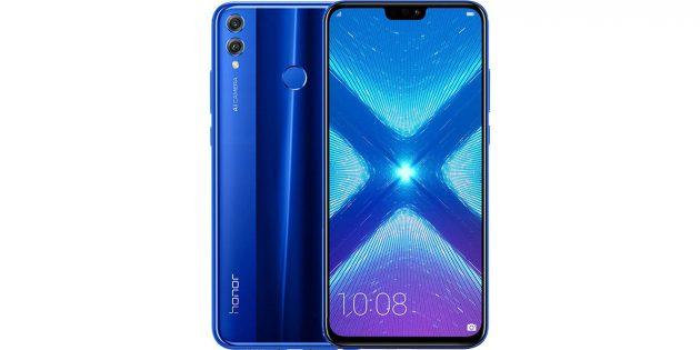 Какой смартфон купить в 2019году: Honor 8X