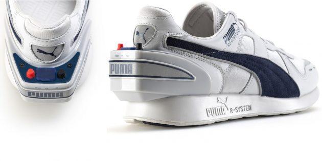 Умные кроссовки Puma RS-Computer 1986года