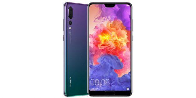Какой смартфон купить в 2019году: Huawei P20Pro