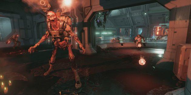 Крутые игры для Xbox One: Шутер Doom