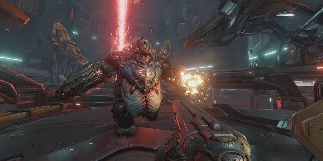 Крутые игры для Xbox One: Doom