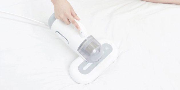 Компактный пылесос Xiaomi SWDK Cordless Portable Vacuum