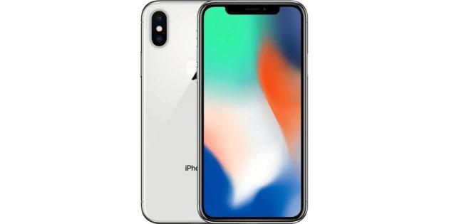 Какой смартфон купить в 2019году: iPhone X