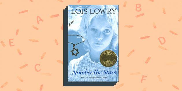 книги на английском языке: «Number the Stars», Lois Lowry