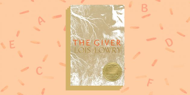 книги на английском языке: «The Giver», Lois Lowry
