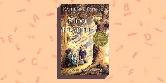 книги на английском языке: «Bridge to Terabithia», Katherine Paterson