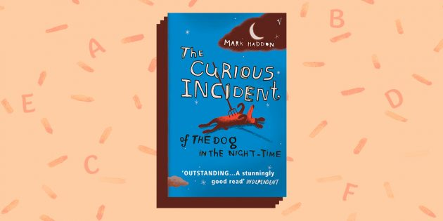 книги на английском языке: «The Curious Incident of the Dog in the Night», Haddon Mark