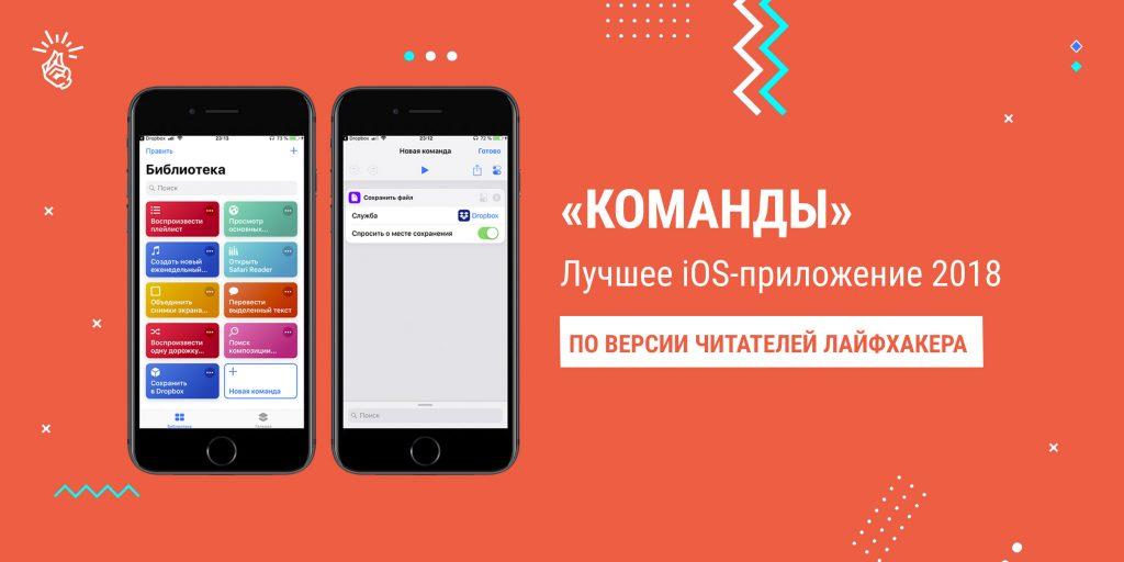 Лучшее iOS-приложение 2018 года