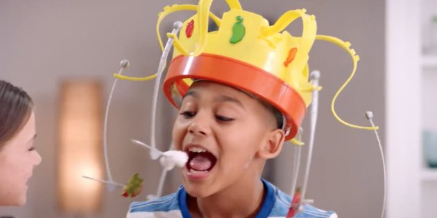 Игра «Сумасшедшая корона»