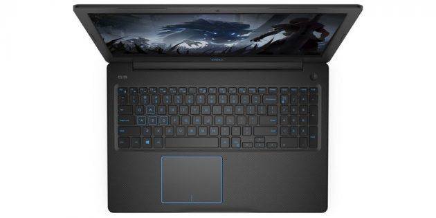 Новые ноутбуки: Dell G3