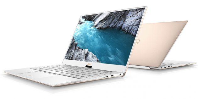 Новые ноутбуки: Dell XPS 13